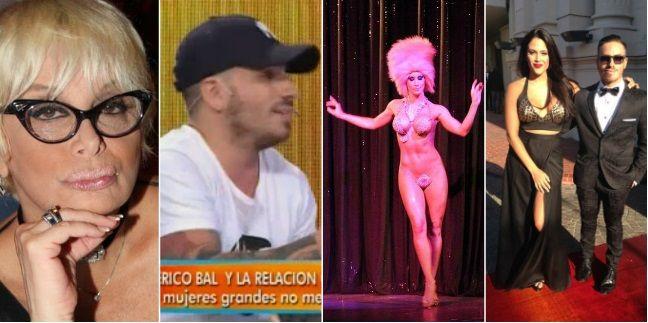La provocación en Twitter de Carmen Barbieri que enfureció a Fede Bal: cómo le afectó a Barbie Vélez