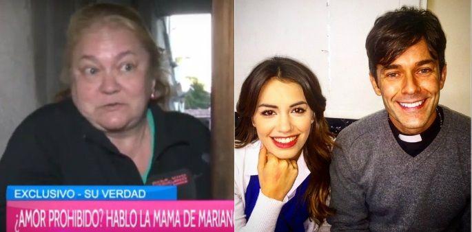 La mamá de Mariano Martínez habló otra vez: quiere conocer a la novia de su hijo y cómo sigue la relación con su nuera