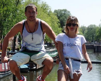 Nicolás Vázquez hará teatro con Gimena Accardi: Estamos muy felices