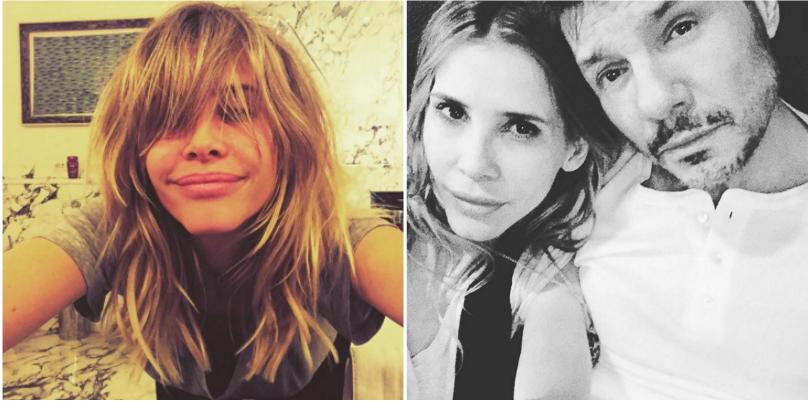Desde Londres, Guillermina Valdes luce su nuevo look y asegura: Lo lindo que se siente el pelo corto