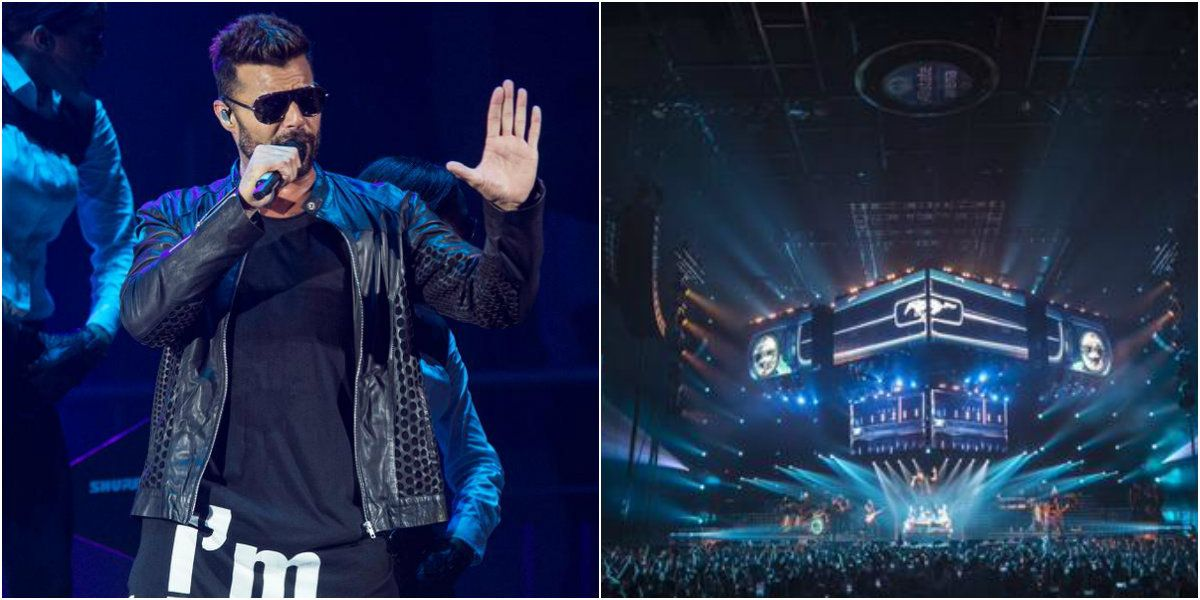 Ricky Martin regresa a la Argentina con su One World Tour