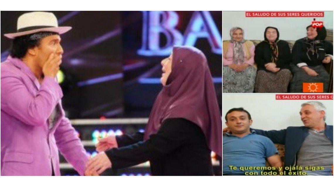 Luego de su madre, Ergün Demir se reencontró con el resto de sus familiares