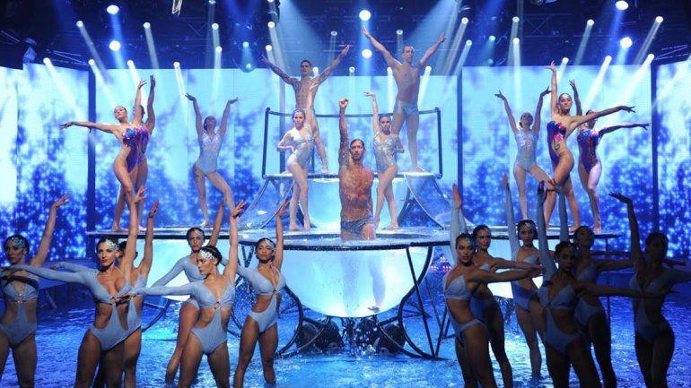 Llega el Aquadance: quiénes serán los primeros en debutar en los piletones