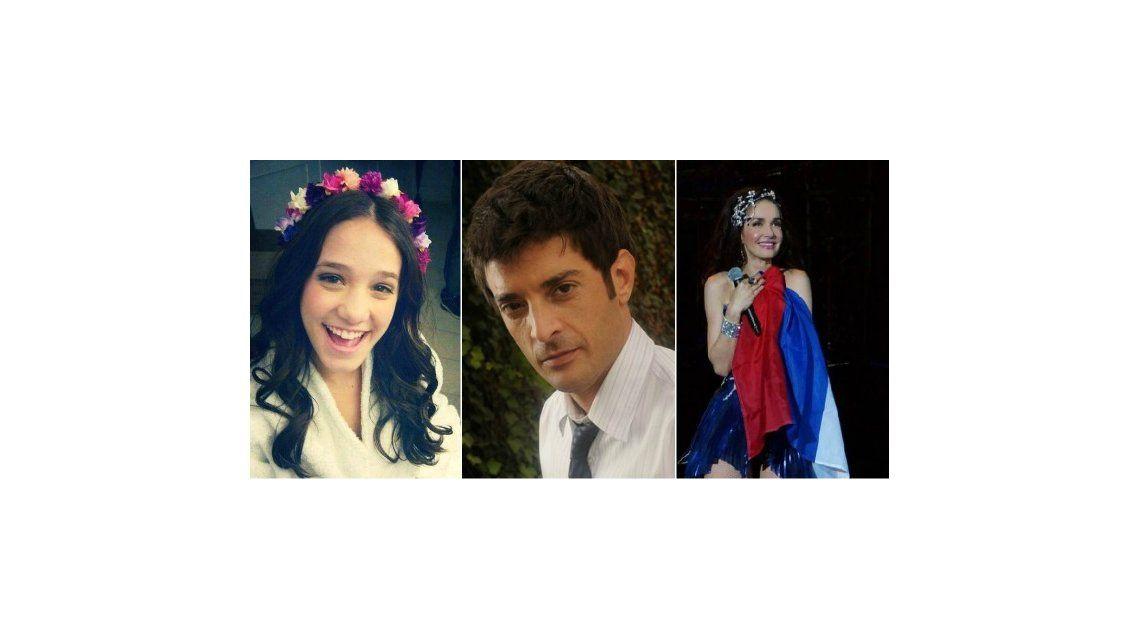 Pablo Rago vuelve a actuar: su papel en la película de Gilda, junto a Natalia Oreiro y Ángela Torres