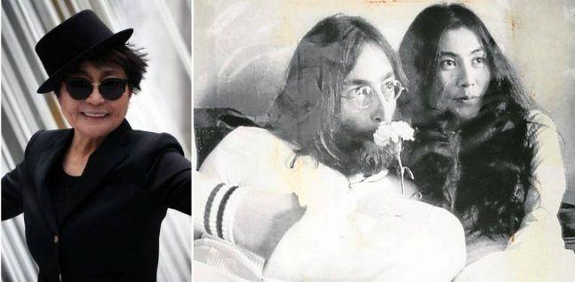 Yoko Ono habló de la sexualidad de John Lennon: Deseaba dormir con otro hombre, pero estaba inhibido