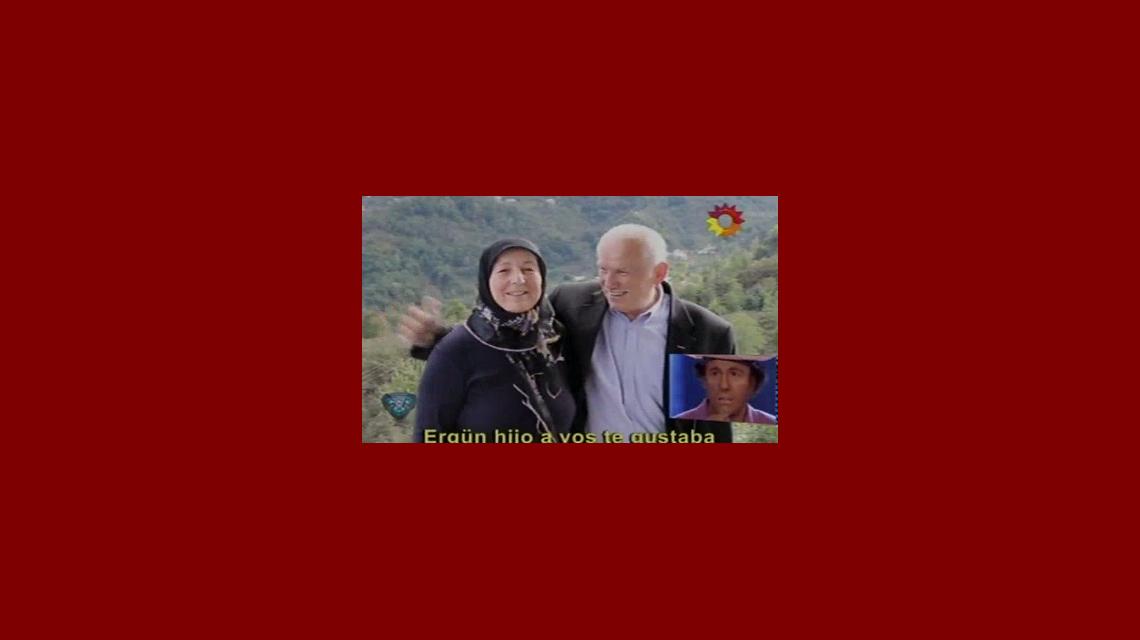 La madre de Ergun Demir lo sorprendió en ShowMatch: emocionante reencuentro