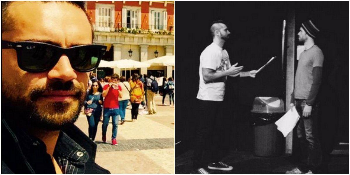 Gonzalo Heredia, su nuevo rol como alcohólico y un proyecto que no fue: La he pasado muy mal