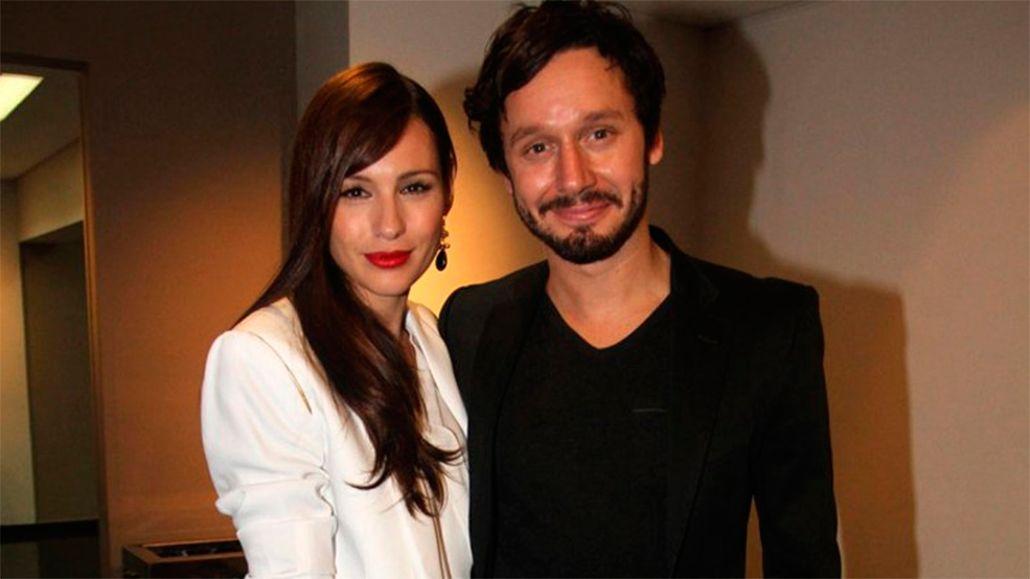Benjamín Vicuña habló por primera vez de los rumores de separación con Pampita
