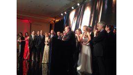 C5N ganó como mejor servicio informativo: los galardonados de la señal