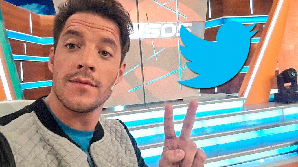 Francisco Delgado llegó a los 100 mil seguidores en Twitter y fue Trending Topic