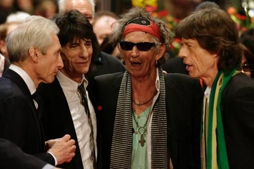 Confirmación oficial: los Rolling Stones llegan en febrero de 2016