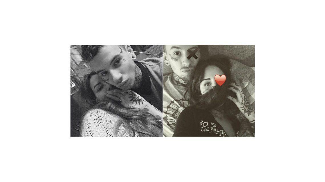 ¿Candelaria Tinelli confirmó el romance con su tatuador? Mimosa selfie en la cama y una mano en off side