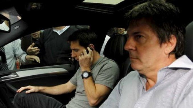 Piden un año y medio de cárcel para el padre de Lionel Messi por evasión