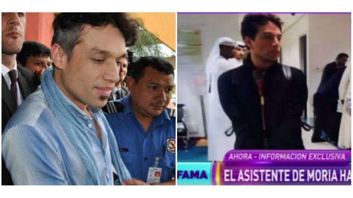 Galo Sotto habló tras la detención en Dubai: Me esposaron y estuve toda la noche en la comisaria