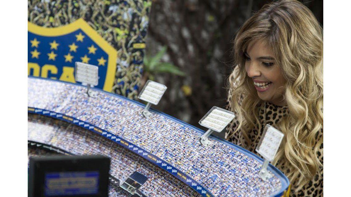 Dalma Maradona vuelve a la conducción gracias a Boca: Voy a hacer entrevistas