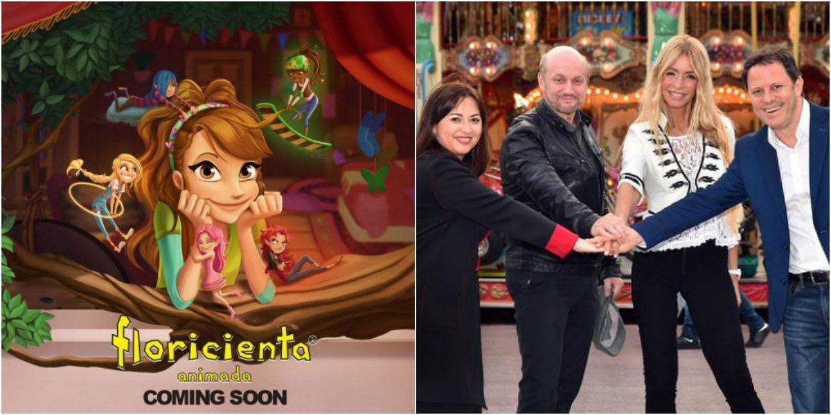 Gran anuncio: Campanella hará Floricienta como serie infantil animada