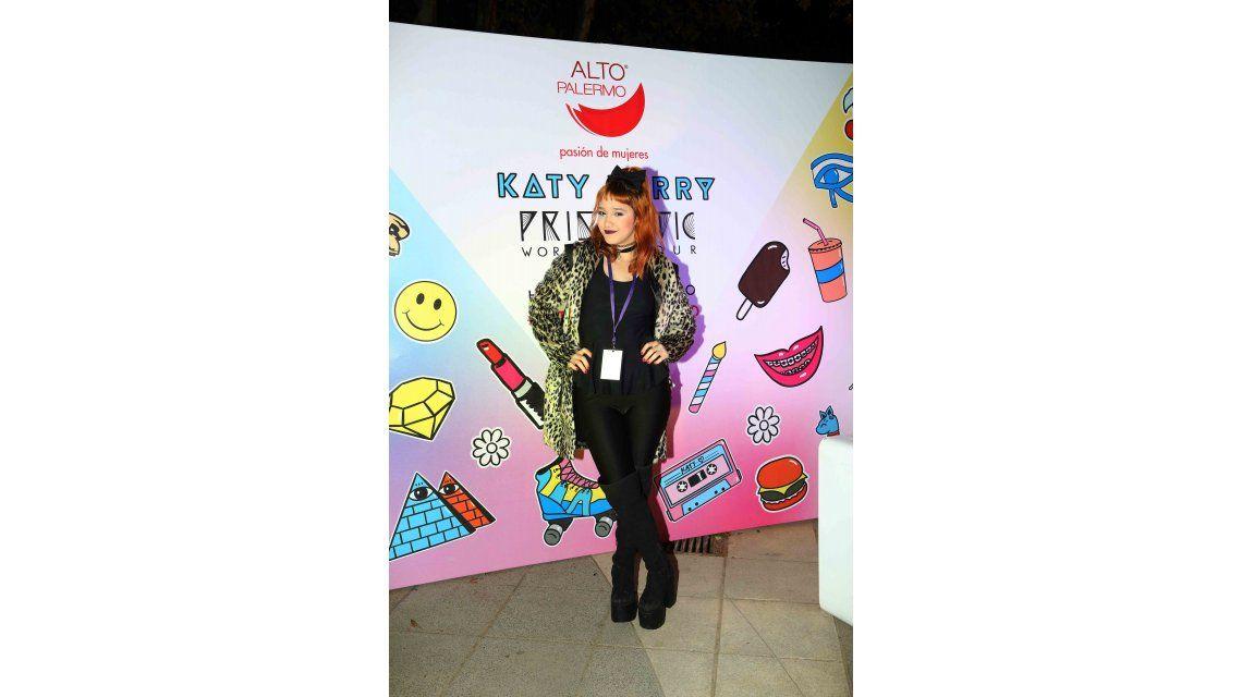 Los looks más rockeros de las famosas en el show de Katy Perry