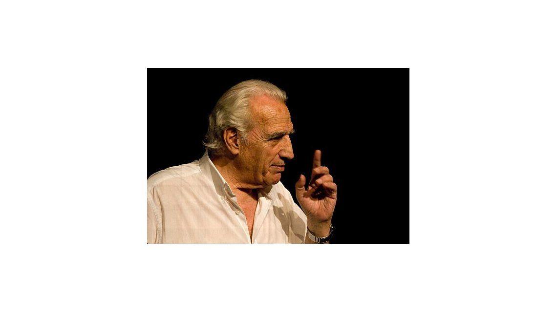 Murió el dramaturgo y psicoanalista Eduardo Pavlovsky