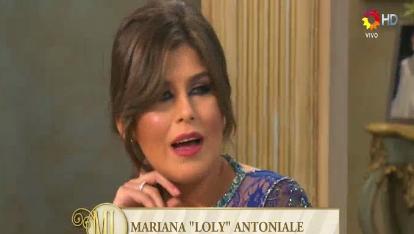 Loly Antoniale negó un escándalo en San Juan: su versión de los hechos