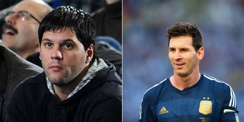 Detuvieron al hermano de Lionel Messi en Rosario: escándalo en la vía pública