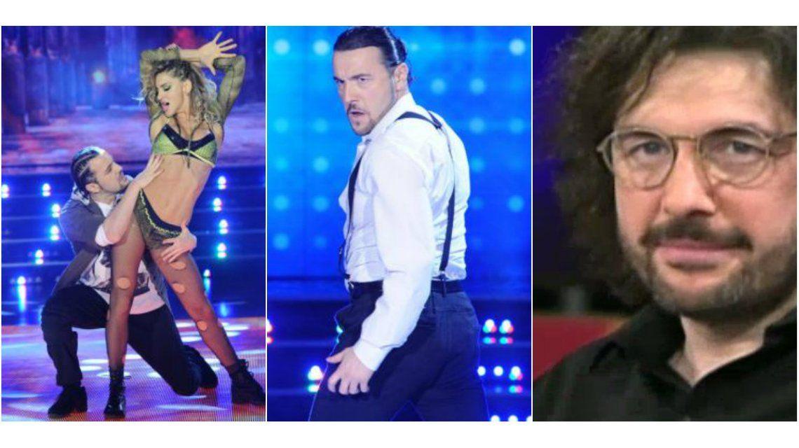 Ergün Demir, enamorado de una bailarina de Showmatch: Para el Adagio me inspiré en una mujer...