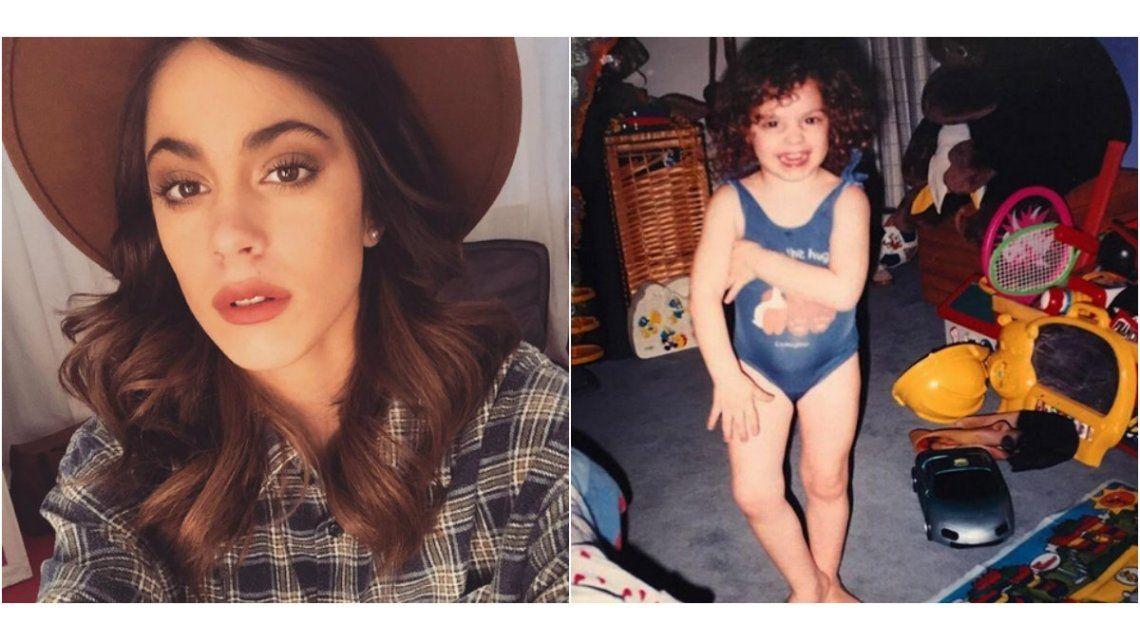 Mini -Tini Stoessel: las tiernas fotos de la infancia de la ex Violetta