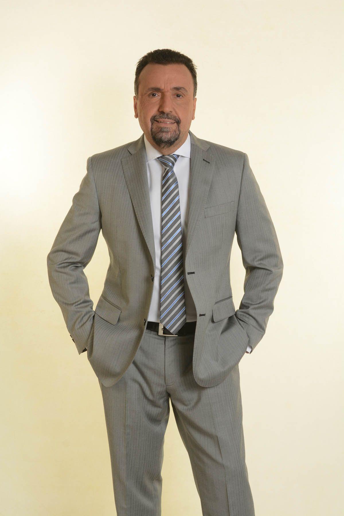 Roberto Navarro, nominado a los Martín Fierro de Cable por Economía Política: Se trabaja todos los días para hacer el programa
