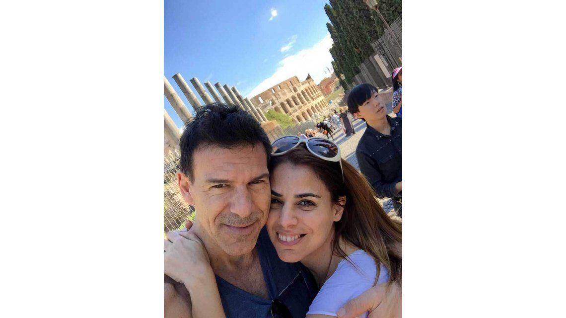 Marina Calabró y su novio desean casarse pero con una insólita condición: No queremos compartir techo
