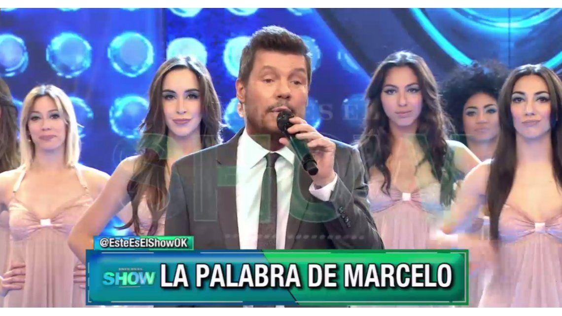 Adelanto: Marcelo Tinelli anunciará en vivo la renuncia de Carmen Barbieri