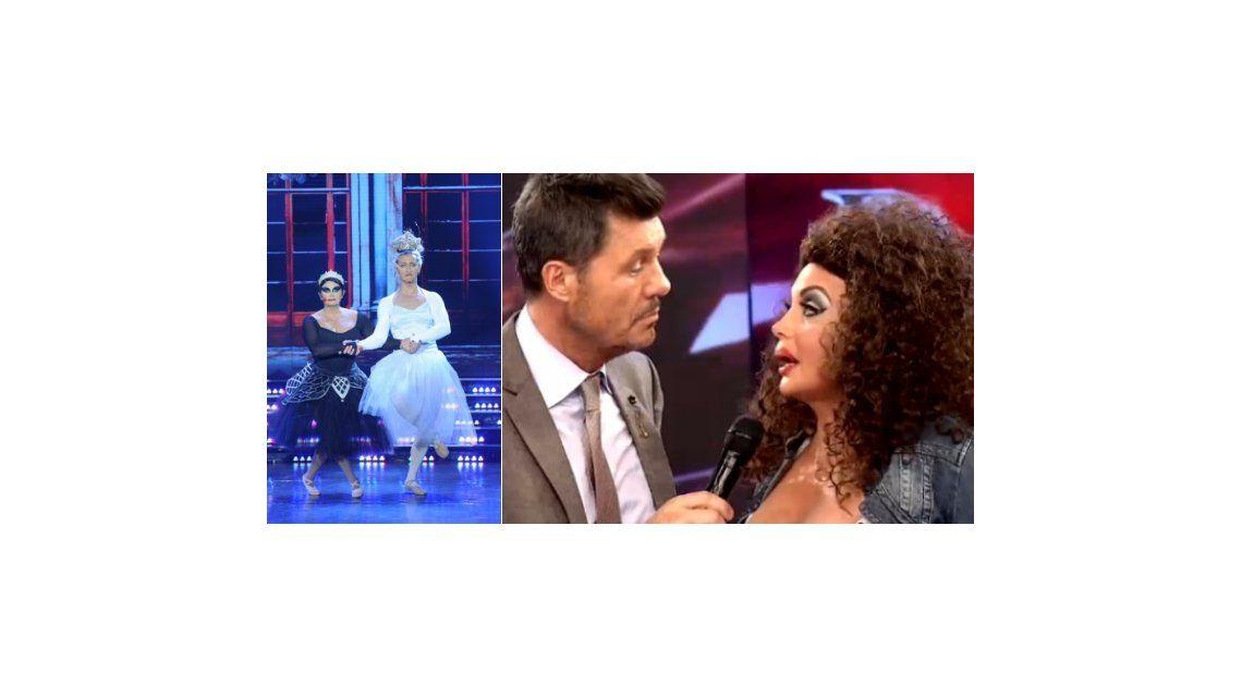 Sorpresiva renuncia de Carmen Barbieri al Bailando 2015, en medio de un ataque de llanto