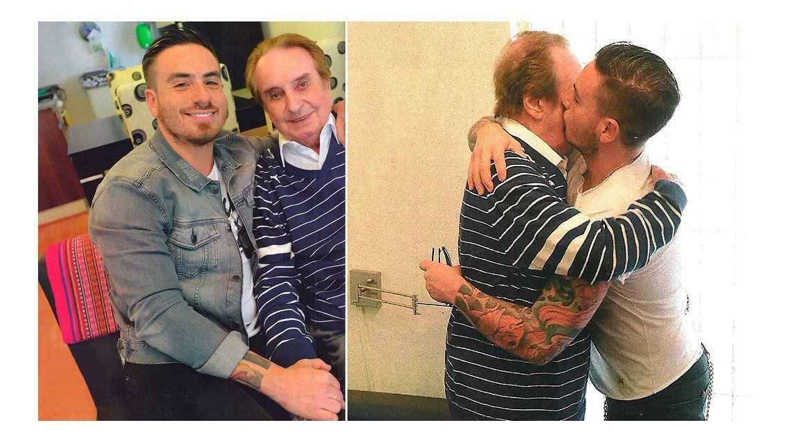 Santiago y Fede Bal, íntimos: No me querría ir sin compartir un escenario juntos