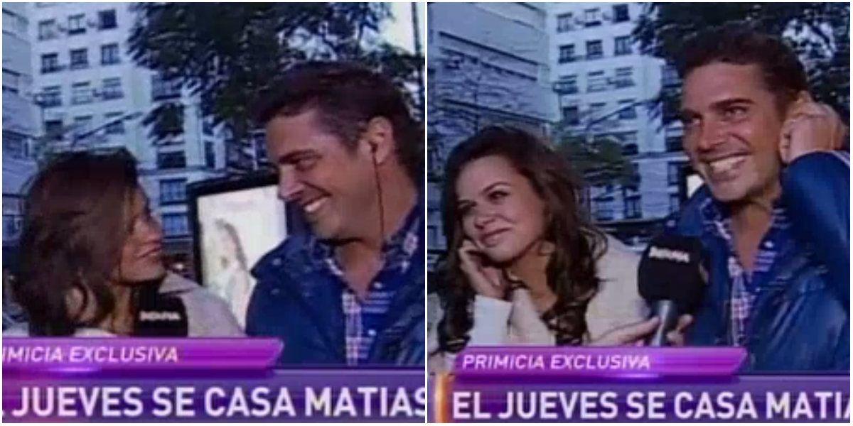 Matías Alé se casa el jueves por Civil: No estoy manejando mis emociones