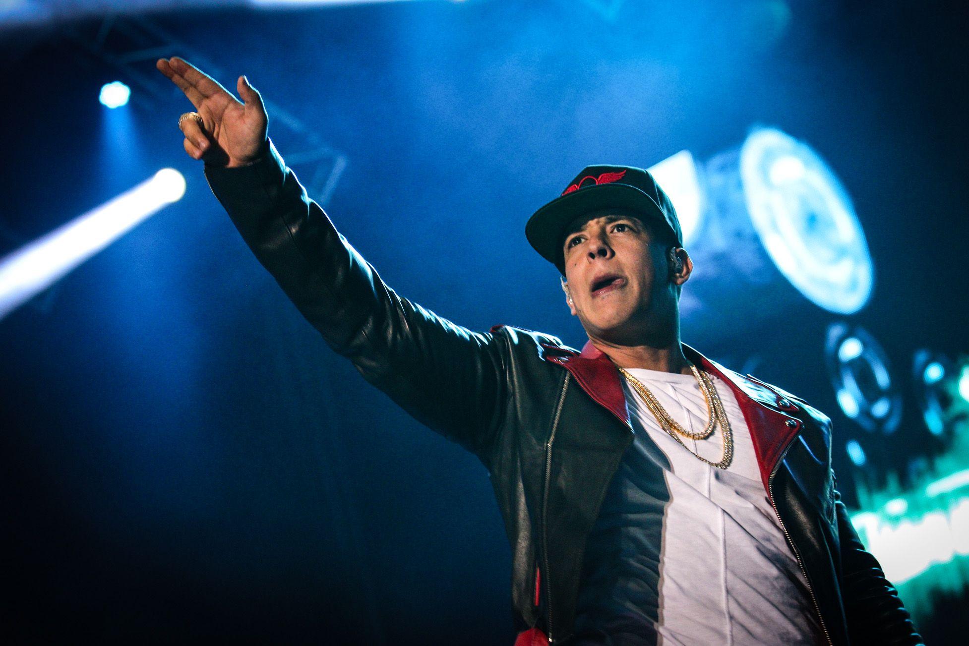 Daddy Yankee hizo explotar GEBA al ritmo del reggaeton