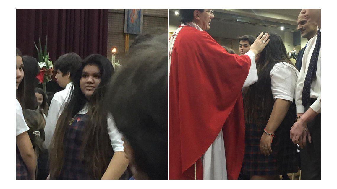 El especial domingo espiritual de Jorge Rial: la emoción y fe de su hija Morena