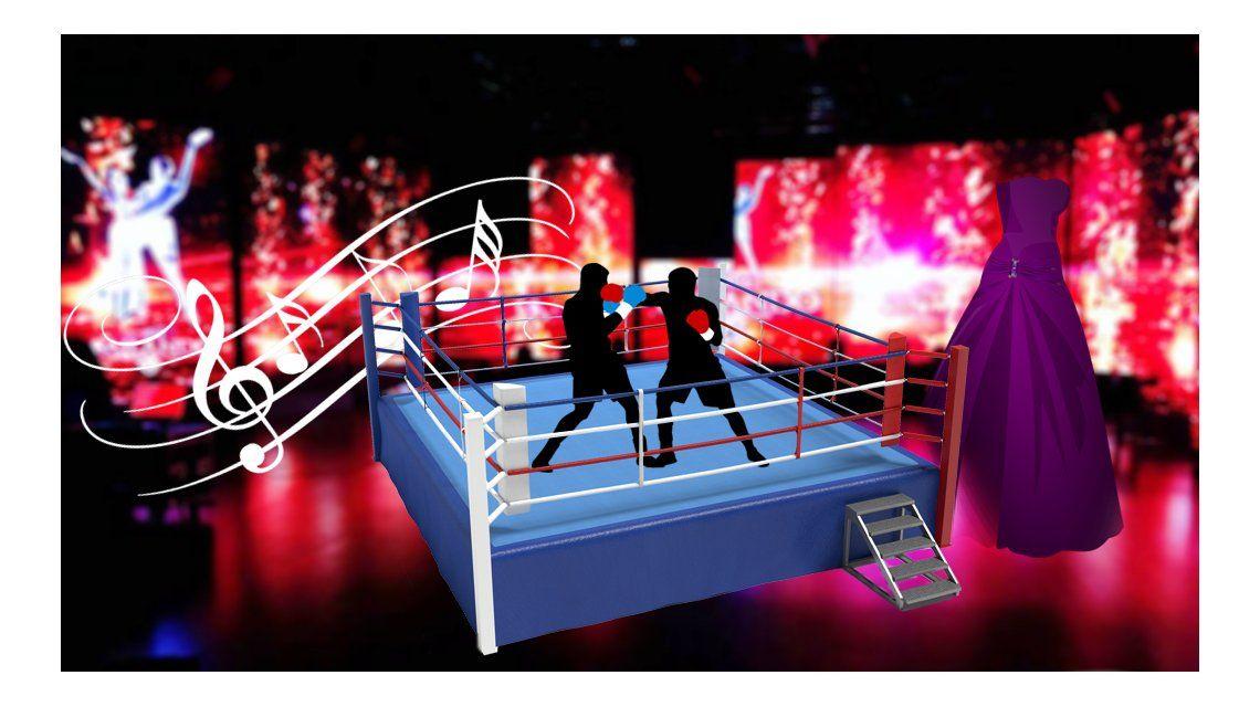 Otra polémica en Showmatch: ¿quiénes son las famosas que también eligen el vestuario?