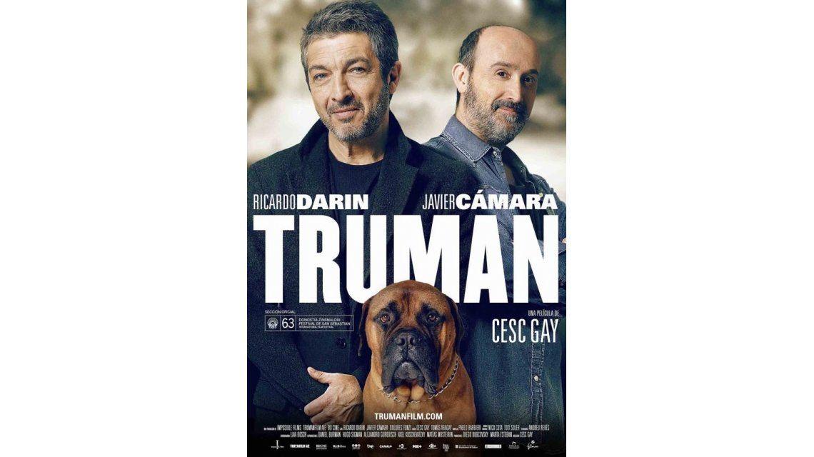 Ricardo Darín y Javier Cámara ganaron el premio a Mejor Actor por Truman