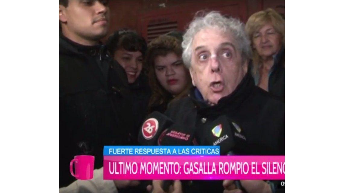 Antonio Gasalla, sobre la suspensión de su obra: Parece que si uno se enferma es un delincuente