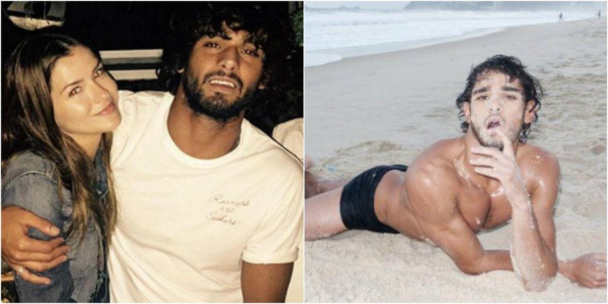 Rumores sobre la sexualidad de Marlon Teixeira, el supuesto novio de la China Suárez