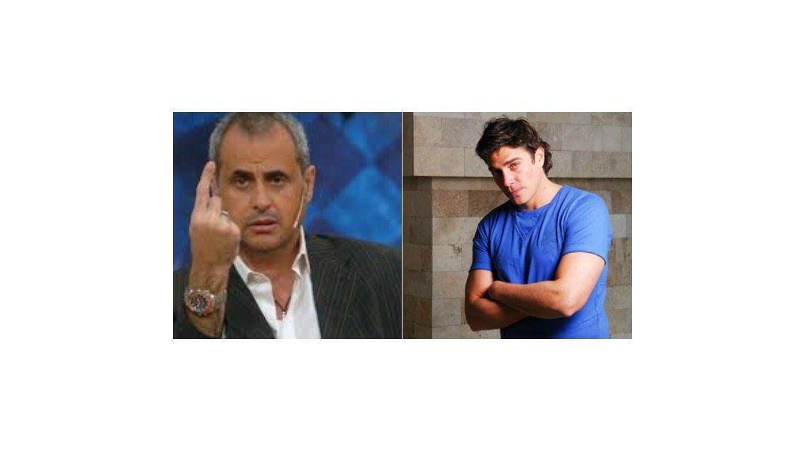Fuerte cruce entre Jorge Rial y Matías Alé tras un informe en Intrusos: Me amenaza el pel...