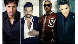 Mirá la lista de nominados a los Latin Grammy 2015