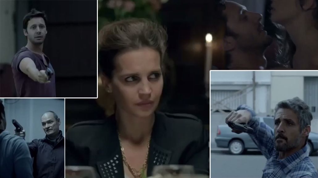 Mirá el trailer de Baires, la película de Benjamín Vicuña y Sabrina Garciarena: drogas y secuestros