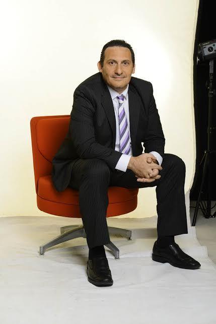 Paulo Kablan va por su primer Martín Fierro de cable: Agradezco el reconocimiento de los colegas
