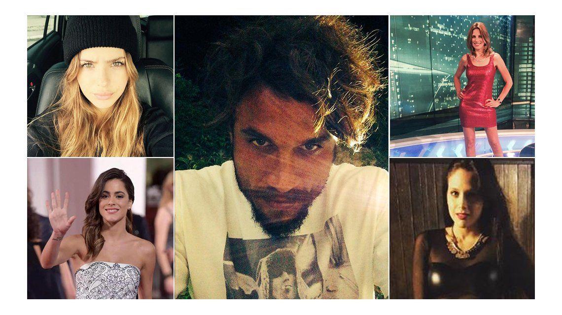 Daniel Osvaldo se escracha solo: ¡la China Suárez, Tini Stoessel, Barbie Vélez, una periodista, una animadora infantil y muchas más...!