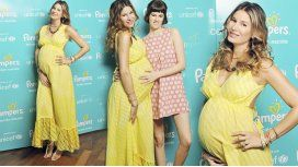 El babyshower de Dolores Barreiro, a días de dar a luz a su hija con Matías Camisani