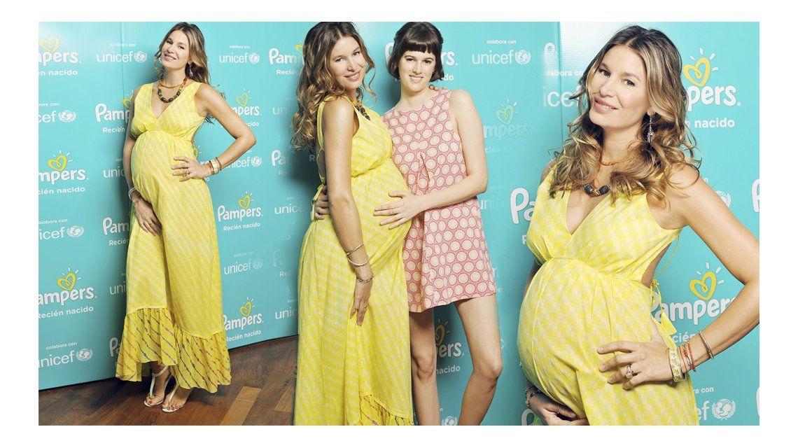 El babyshower de Dolores Barreiro, a días de dar a luz a su primera hija con Matías Camisani
