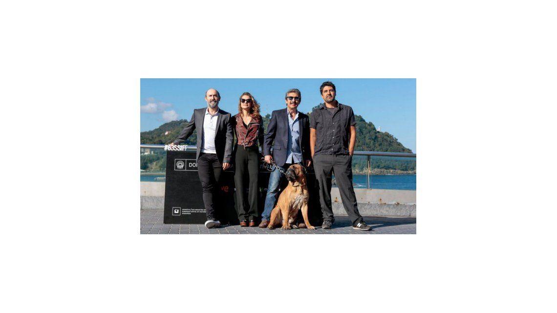 Ricardo Darín, para todos lados con una perra en el festival de San Sebastián (y no es Truman): ¿de quién se trata?