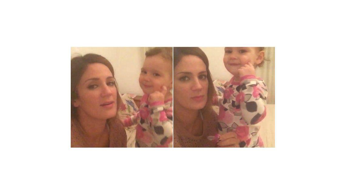 ¿Mamá? No, Hola, Pau: por qué Olivia Alfonso llama así a Paula Chaves