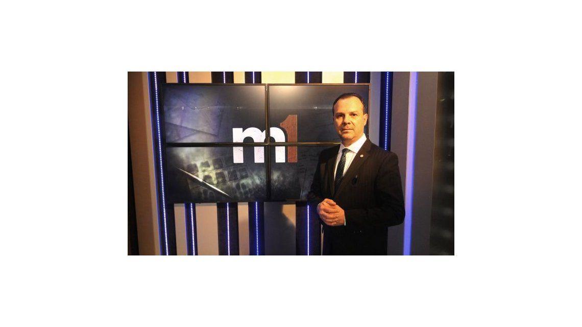 Gustavo Sylvestre, por la nominación de MinutoUno al Martín Fierro de cable: Se ha valorado lo que significó el programa como propuesta periodística