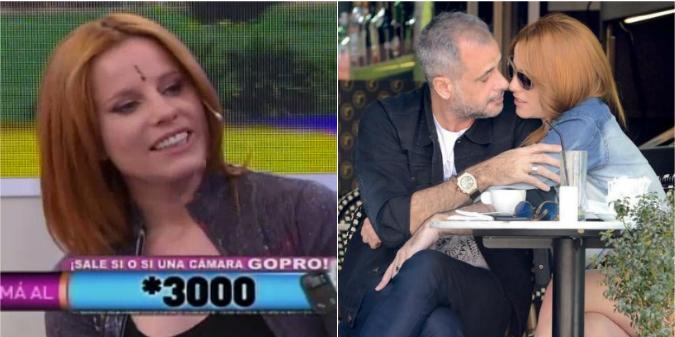 Agustina Kämpfer contó cuándo se dio cuenta de que estaba enamorada de Jorge Rial: Es cuando necesitás mucho contacto con el otro