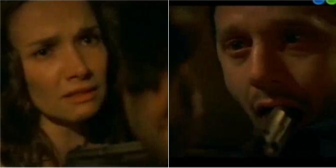Terminó Entre Caníbales: escalofriante escena final con Natalia Oreiro a punto de matar a Benjamín Vicuña